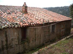 L'Agnunesa, edificio centrale: prima