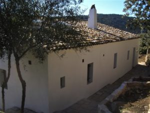 L'Agnunesa, edificio centrale: dopo