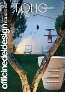 Folio Magazine 2012 copertina - Marcello Scano