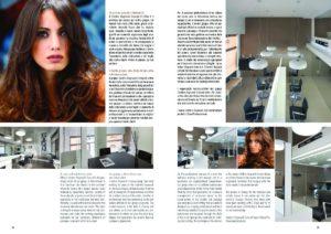 articolo publiredazionale su Centro Degradé Conseil pagine 3-4